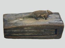 Sarg einer Spitzmaus; Ägyptisches Museum Bonn