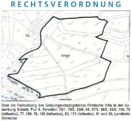 Flurkarte: Kreisverwaltung Ahrweiler